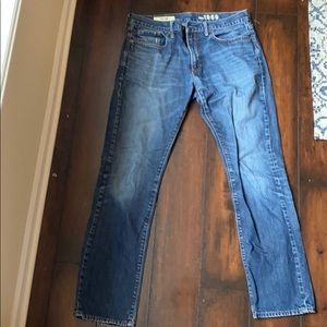 Men's gap jeans. Slim 32x32